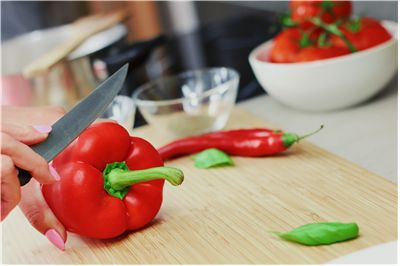 Capsicum Healthy Vegetable