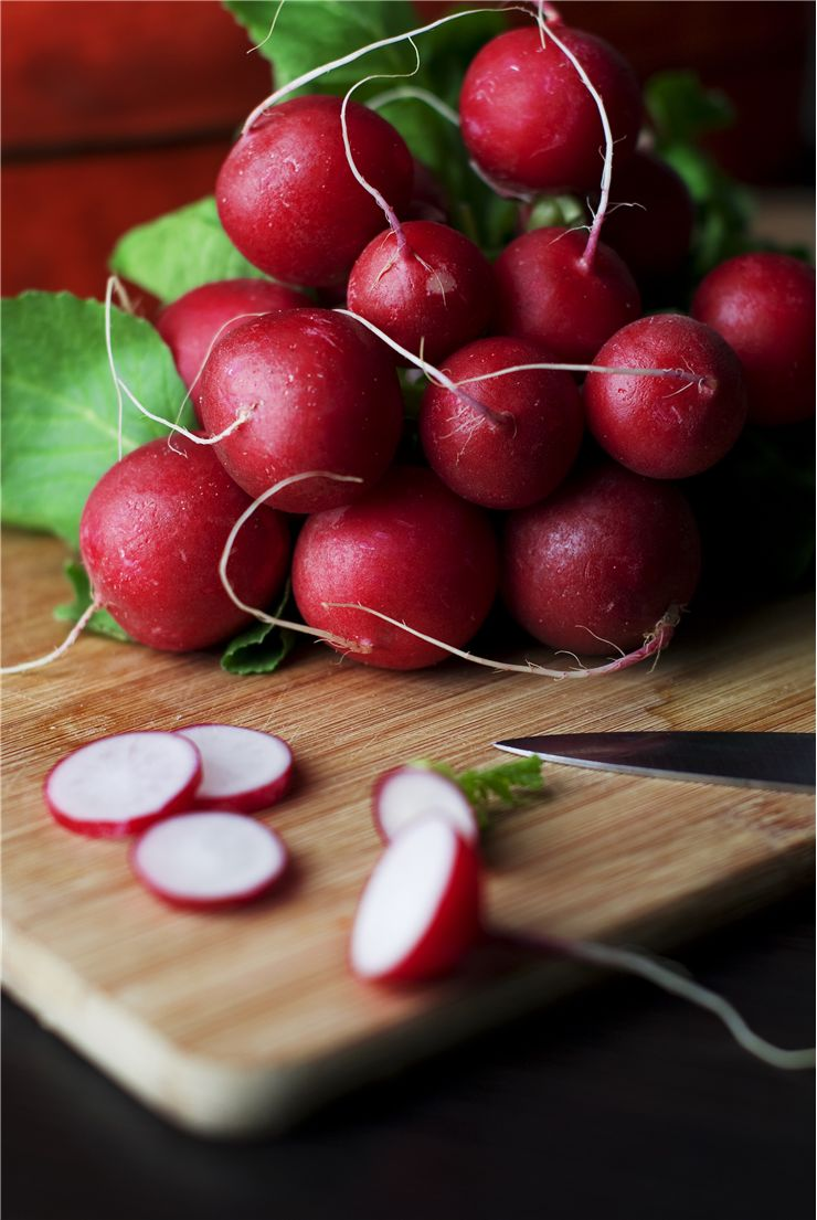 Radishes Benefits