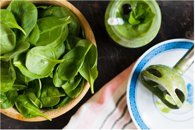 Spinach Healthy Food Benefits