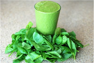 Spinach Healthy Smoothie